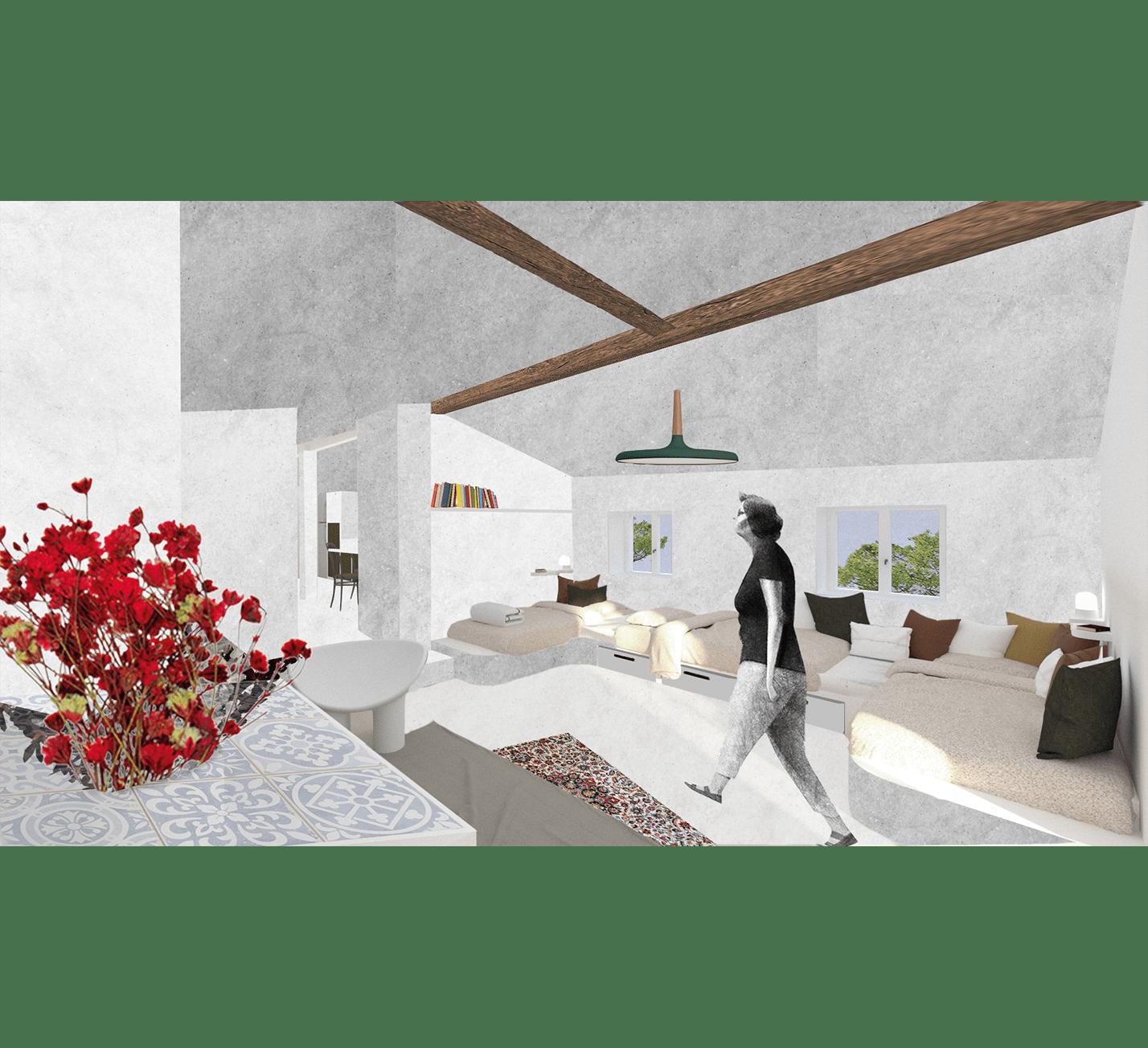 Projet-Bergeries-Atelier-Steve-Pauline-Borgia-Architecte-interieur-Vue-dortoir-04-min